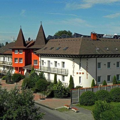 Budapešť - hotel SZŐNYI GARDEN, Maďarsko