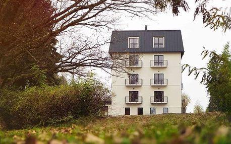 Konstantinovy Lázně - Spa Hotel LÖWENSTEIN GARNI, Česko