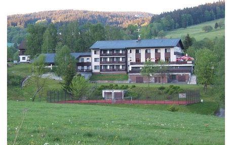 Špičák - hotel ČERTŮV MLÝN, Česko