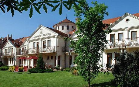 Harkány - hotel AMETISZT, Maďarsko