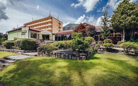 Nový Smokovec - Hotel PALACE, Slovensko
