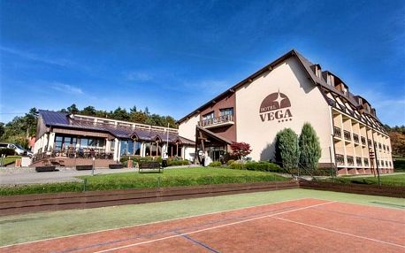 Luhačovice - Hotel VEGA, Česko