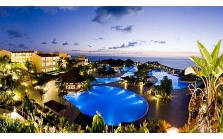 Kanárské ostrovy - La Palma na 8 dní, polopenze s dopravou letecky z Prahy