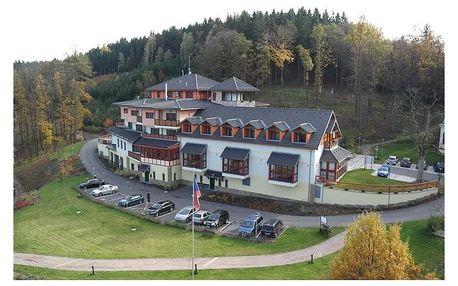 Rychnov nad Kněžnou - Hotel a Vila STUDÁNKA, Česko