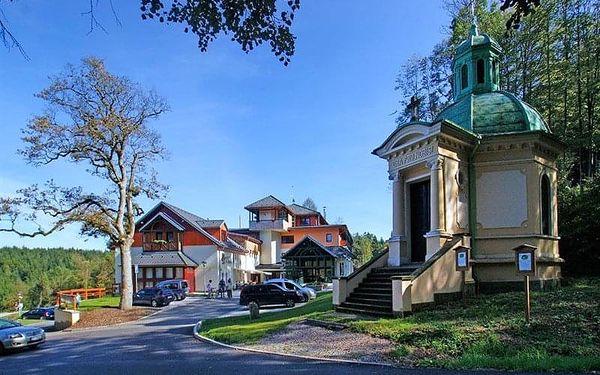 Rychnov nad Kněžnou - Hotel a Vila STUDÁNKA, Česko, vlastní doprava, snídaně v ceně3