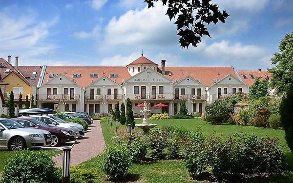 Harkány - hotel AMETISZT, Maďarsko, vlastní doprava, snídaně v ceně3