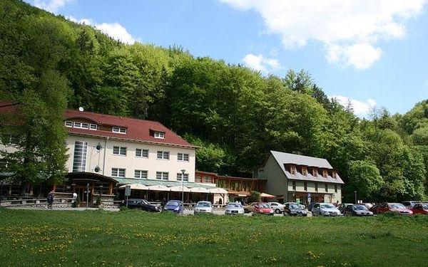 Blansko - Hotel SKALNÍ MLÝN, Česko, vlastní doprava, snídaně v ceně4