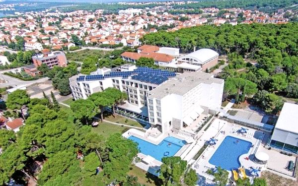 Chorvatsko, Severní Dalmácie, vlastní dopravou na 4 dny all inclusive2