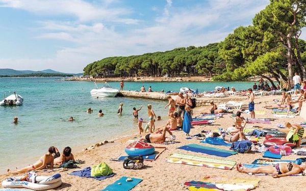 Chorvatsko, Severní Dalmácie, vlastní dopravou na 4 dny all inclusive4