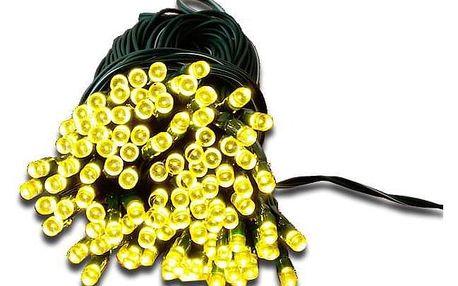 Garthen 558 Zahradní solární síť - 181x LED dioda teplá bílá 3x3 m