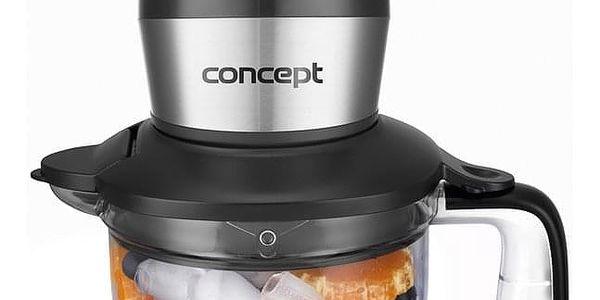 Concept SM3390 Fresh&Nutri multifunkční mixér, 700 W + láhve 2 x 570 ml + 400 ml, černá5