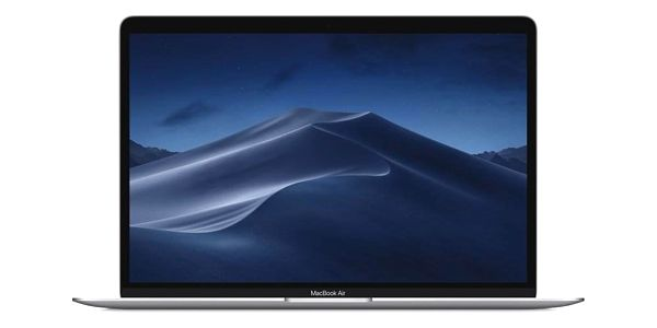 "Notebook Apple MacBook Air 13"" 128 GB - Silver (MREA2CZ/A)"