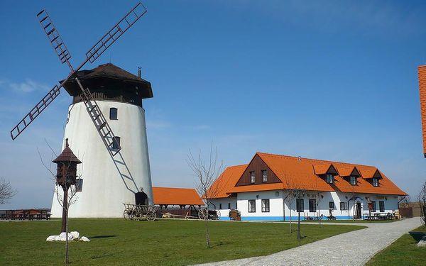 Ubytování Bukovanský mlýn