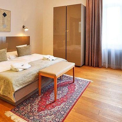 Pobyt v historickém hotelu s polopenzí a wellness