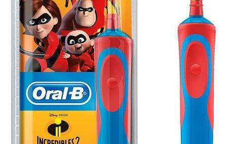 Zubní kartáček Oral-B Vitality Kids Incredibles 2