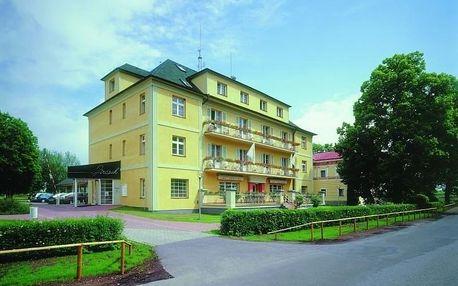 Konstantinovy Lázně - Lázeňský hotel JIRÁSEK, Česko