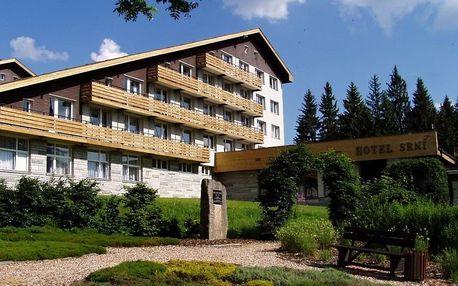 Aktivní pobyt v srdci Šumavy v hotelu Srní