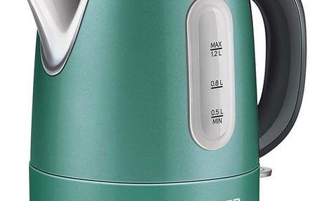 Rychlovarná konvice Sencor SWK 1221GR zelená (41006325)