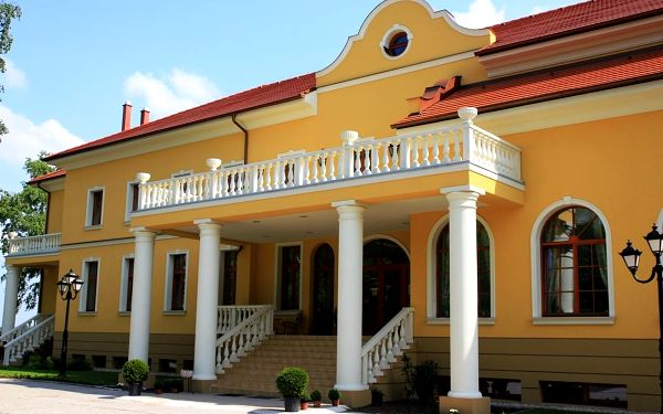 Jižní Slovensko: Hotel Plauter Kuria