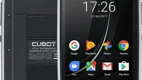 Odolný telefon Cubot KINGKONG 2GB/16GB, černá