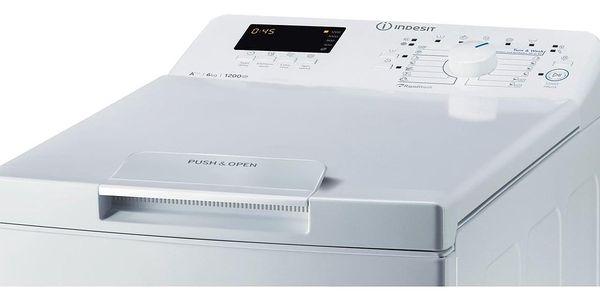 Automatická pračka Indesit BTW D61253 (EU) bílá2