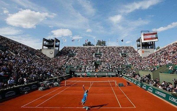 French Open 2020, Dle oficiálního termínu, počet osob: 1 osoba, Francie (Zahraničí)3