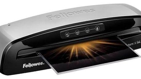 Laminátor Fellowes Satum 3i A4 stříbrný (5724801)