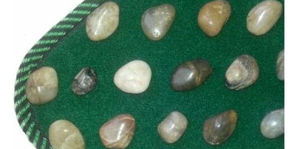 Modom Akupresurní podložka YUHUA s přírodními kameny4