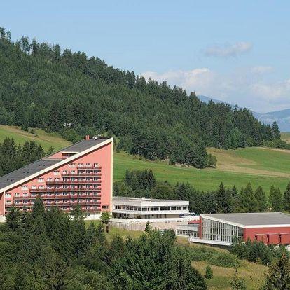 Relaxační pobyt v hotelu situovaném v překrásném prostředí Národního parku Nízké Tatry, Nízke Tatry - Liptov