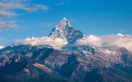 Nezapomenutelný Nepál - Kathmandu - 9 dní, letecky s ubytováním a snídaní