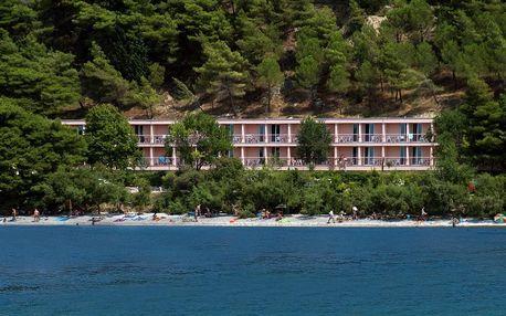 Chorvatsko Omiš - Hotel Brzet - 8 dní s polopenzí