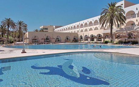 Tunisko - Mahdia letecky na 8-15 dnů, all inclusive