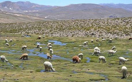 Peru - Říše Inků - 14 dní, letecky s polopenzí