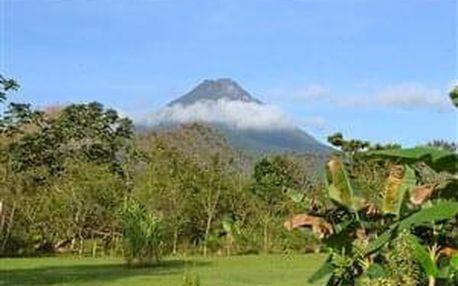 Úžasná Kostarika - San José - 15 dní, letecky s ubytováním a polopenzí