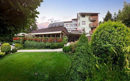 Wellness pobyt v oblíbeném hotelu v nádherném prostředí Štiavnických vrchů, Vyhne