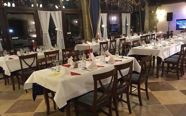 Tatranský wellness pobyt v jedinečném hotelu s nádechem italského stylu, Vysoké Tatry, vlastní doprava, polopenze4