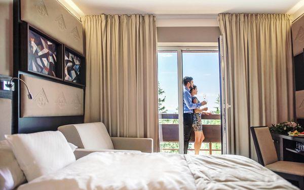 Sleva na exkluzivní tatranský hotel u Štrbském Plese s nejkrásnějším výhledem na Vysoké Tatry, Vysoké Tatry, vlastní doprava, snídaně v ceně3