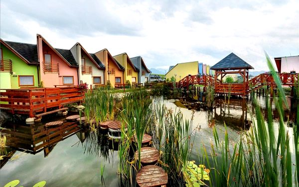 Pobyt v největším aquaparku na Slovensku Tatralandia, Nízke Tatry - Liptov, vlastní doprava5