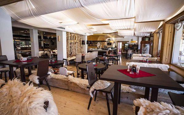 Relax pobyt ve stylovém hotelu přímo na Štrbském Plese, vlastní doprava, snídaně v ceně5