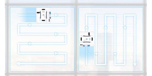 Robotický čistič oken HOBOT 298 bílý + DOPRAVA ZDARMA2