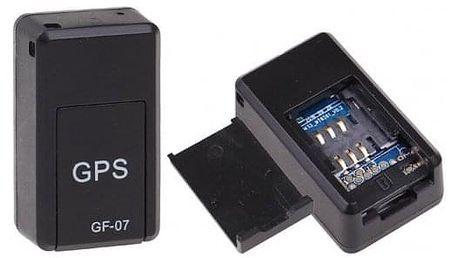 Mini GPS lokátor GF-07