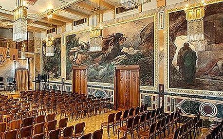 Exkluzivní koncert Mozarta & Vivaldiho v Obecním domě, hraje Dvořák Symphony Orchestra Prague.