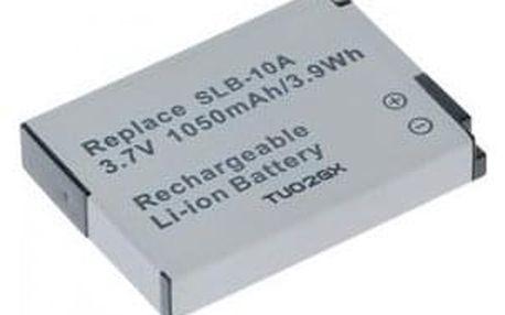 Baterie Avacom Samsung SLB-10A Li-ion 3,7V 1050mAh (DISS-10A-734)