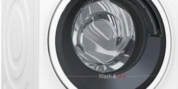 Pračka se sušičkou Bosch WDU28540EU, A, 10/6 kg