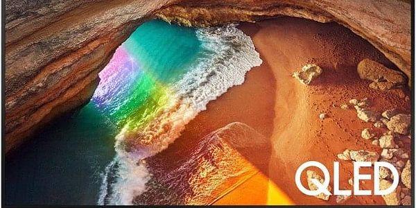 """Smart televize Samsung QE43Q60RA (2019) / 43"""" (108 cm) + Hokejový dres v hodnotě 990,- ZDARMA!"""