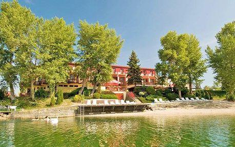 Senec Slnečné jazerá v hotelu s bazénem a snídaní – termíny i na celý týden a v hlavní letní sezóně