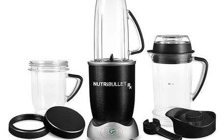 Stolní mixér NutriBullet RX 1700, set 10 ks