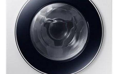 Pračka se sušičkou Samsung WD80M4A43JW, A, 8/4,5 kg