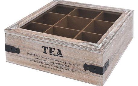 Koopman Zásobník na čajové sáčky