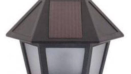 Solární lampa s pohybovým čidlem